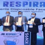 JMI makes locally made KN95 masks