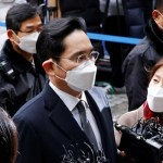 Samsung chief jailed for 2.5yrs over graft scandal