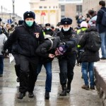 Russia arrests over 350 protesters rallying for Navalny's release