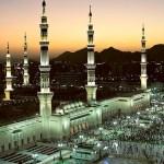 Prayers allowed on Prophet Mosque roof in Saudi Arabia