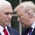 Trump, Pence meet ahead of Democratic vote that president is 'unfit for office'