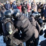 Dozens detained at Navalny protests in Russia