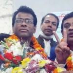 Mamun elected DSEC president, Hridoy secy