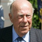 Former US secretary of state George Shultz dies at 100