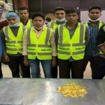 8 US-Bangla Airlines staff arrested with 7kg gold