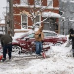 Major storm heads to Northeast after blanketing Midwest