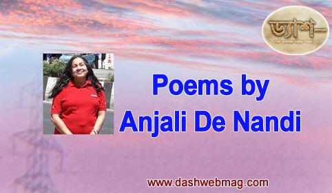 Poems by Anjali De Nandi.mom
