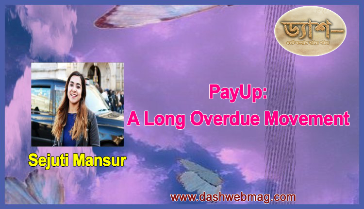 PayUp: A Long Overdue Movement