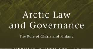 Koivurova, Qin, Duyck, & Nykänen: Arctic Law and Governance: The Role of China and Finland