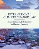 Bodansky, Brunnée, & Rajamani: International Climate Change Law