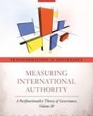 Hooghe, Marks, Lenz, Bezuijen, Ceka, & Derderyan: Measuring International Authority