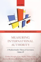 Hooghe, Marks, Lenz, Bezuijen, Ceka, & Derderyan: Measuring International Authority