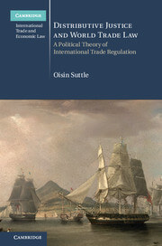 Suttle: Distributive Justice and World Trade Law
