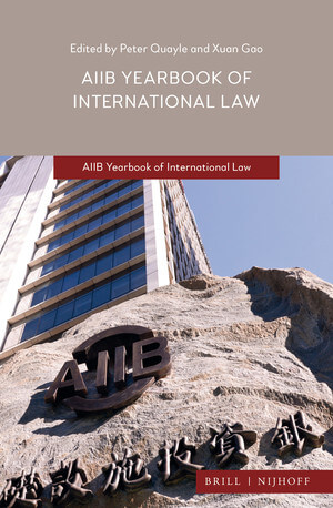 AIIB Yearbook of International Law