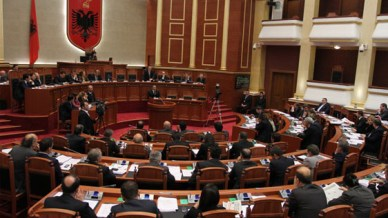 Image result for albanian parliament