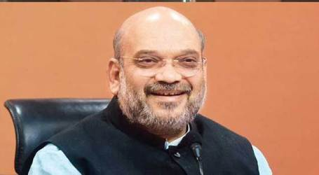 "Amit Shah targets Rajiv, Sonia: Says Congress has ""insulted"" Dalits all along"