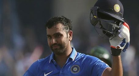 'Excited by captaincy, but also a bit nervous' : Rohit Sharma