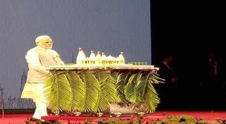 PM Modi inaugurates Abu Dhabi's 1st Hindu temple