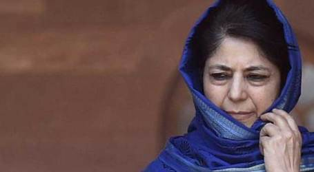 Mehbooba concerned over reports about Kashmiri student's kidnap in Odisha