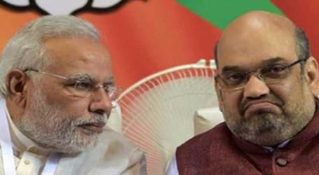 Modi Shah 'jodi' is harmful for country: Congress