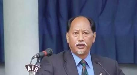 Nagaland Governor appoints Neiphiu Rio as CM