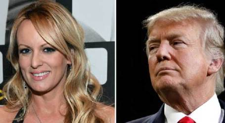 Porn Star Stormy Daniels sues Trump over alleged affair