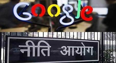 NITI Aayog, Google join hands to help grow AI ecosystem