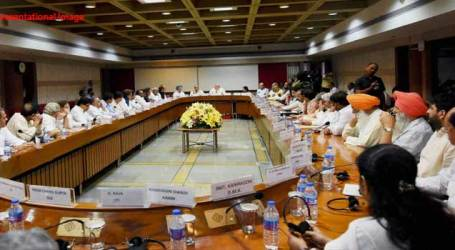 All-party consultations held on J&K situation: decides to send delegation to PM