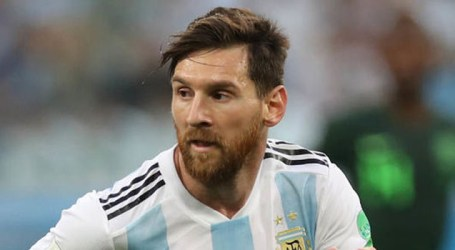 Messi planning could hurt France