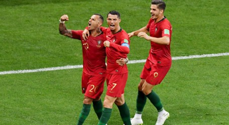 Portugal held after Ronaldo penalty miss but qualify for last 16
