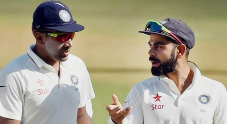Kohli, Ashwin and others part of training session ahead of England Tests