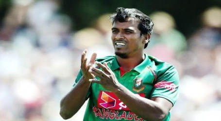 Rubel Hossain reprimanded for breaching ICC Code of Conduct