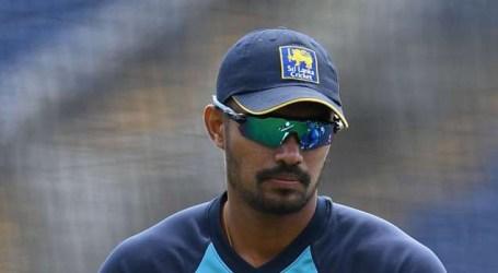 Sri Lanka's Gunathilaka gets six-match ban for misconduct
