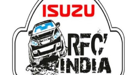 Chandigarh's Sanbir Singh Dhaliwal in lead after Day 1 of ISUZU RFC India 2018