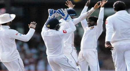 Sri Lanka win by 199 runs to complete 2-0 sweep