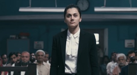 I feel sorry for people of Pakistan as they couldn't see 'Mulk': Taapsee Pannu
