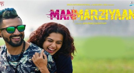'Manmarziyaan' music album ranks first on AirCheck (RCS) India Rating Chart