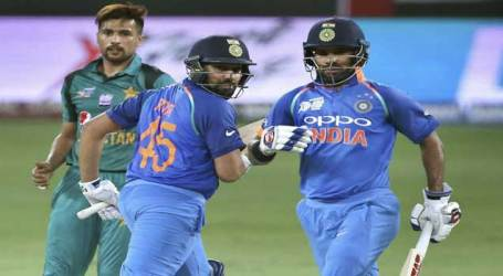 Asia Cup : Rohit, Dhawan guide India to victory