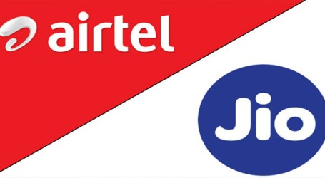 Reliance Jio Infocomm has surpassed Bharti Airtel to become the second largest telecom operator