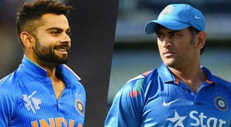 India vs WI:  Kohli overtakes Dhoni in Indian with most number of runs at home