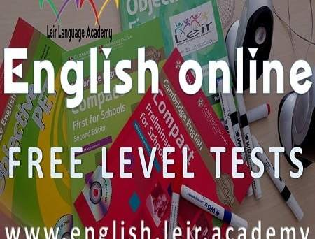 English Level Placement Test