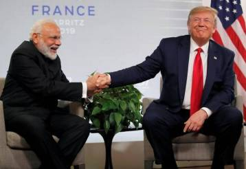 Trump to join Modi in Houston to address 50K Indian-Americans, says White  House | Trump to join Modi in Houston to address 50K Indian-Americans, says  White House