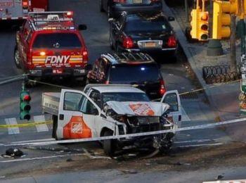 New York truck attack: Trump vows to tighten vetting