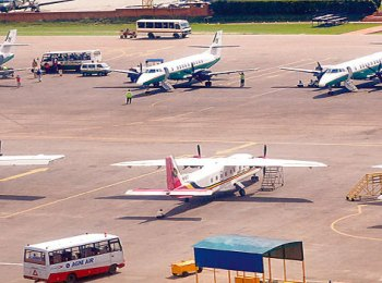 Private airlines companies slash domestic fare