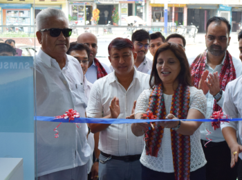 The 14th Samsung Digital Plaza opens in Butwal