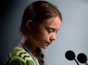 Greta Thunberg named Time Person of the Year for 2019