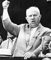 USSR's Nikita Khrushchev gave Russia's Crimea away to Ukraine in only 15 minutes