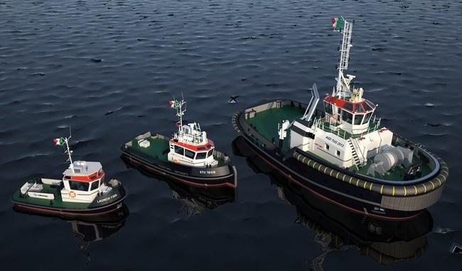 Fratelli Neri S p A  Orders Three Vessels from Damen - SDArabia