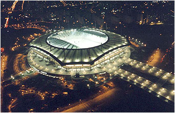 Resultado de imagen de world cup stadium seoul at night