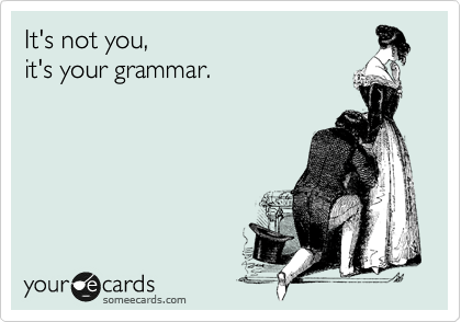 Why TEFL Teachers Need to Know Grammar 1